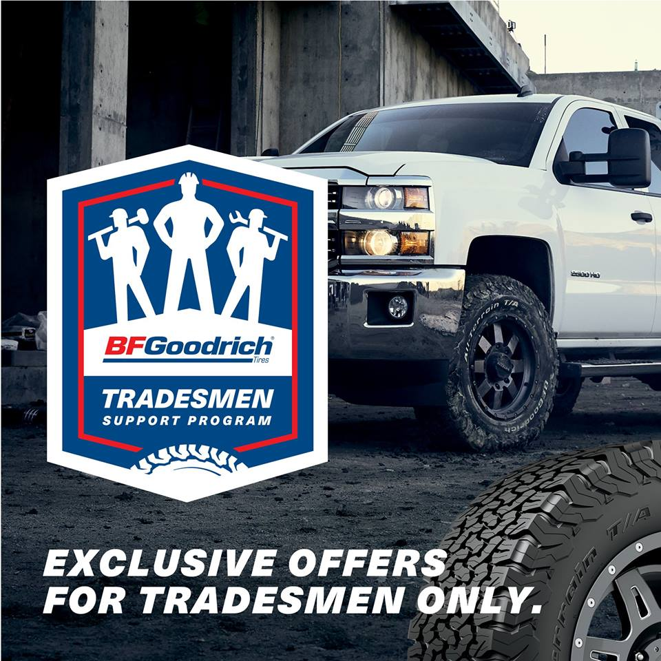 Tradesmen Support Program